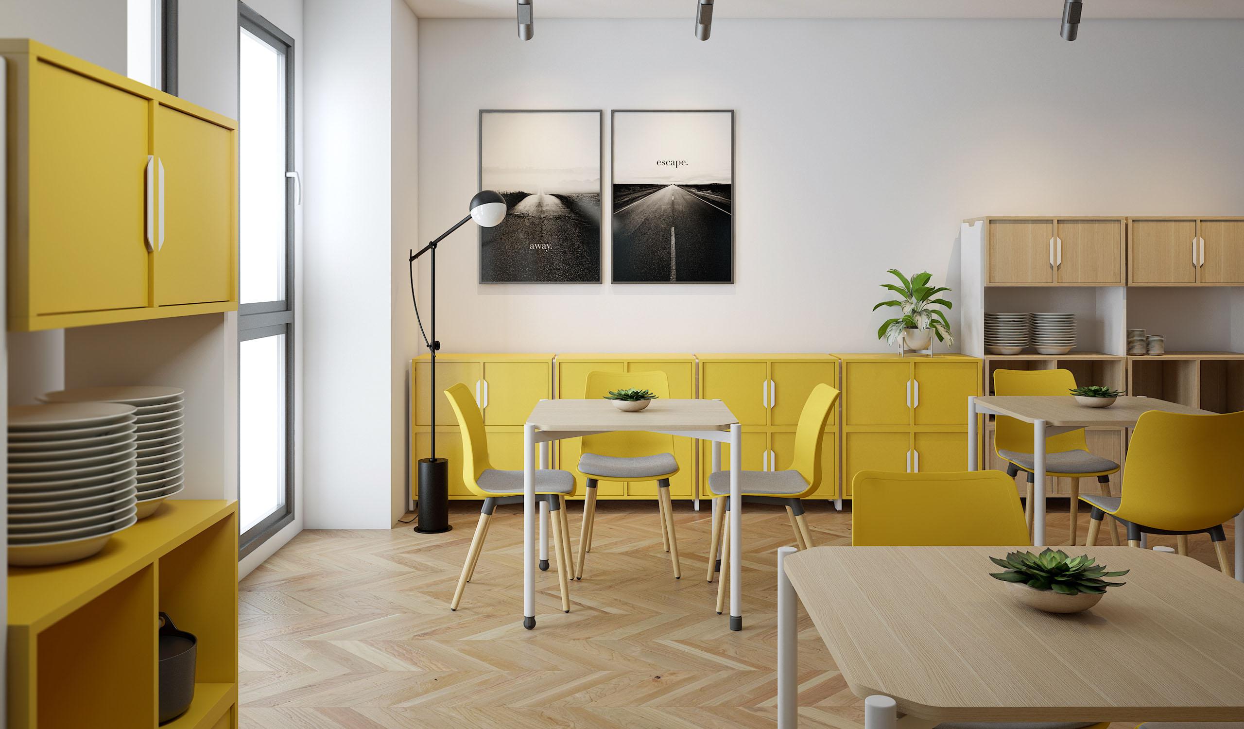 Vintiquatre Colección Tóteem Grupp Ulkia contract oreca almacenaje producto mobiliario diseño