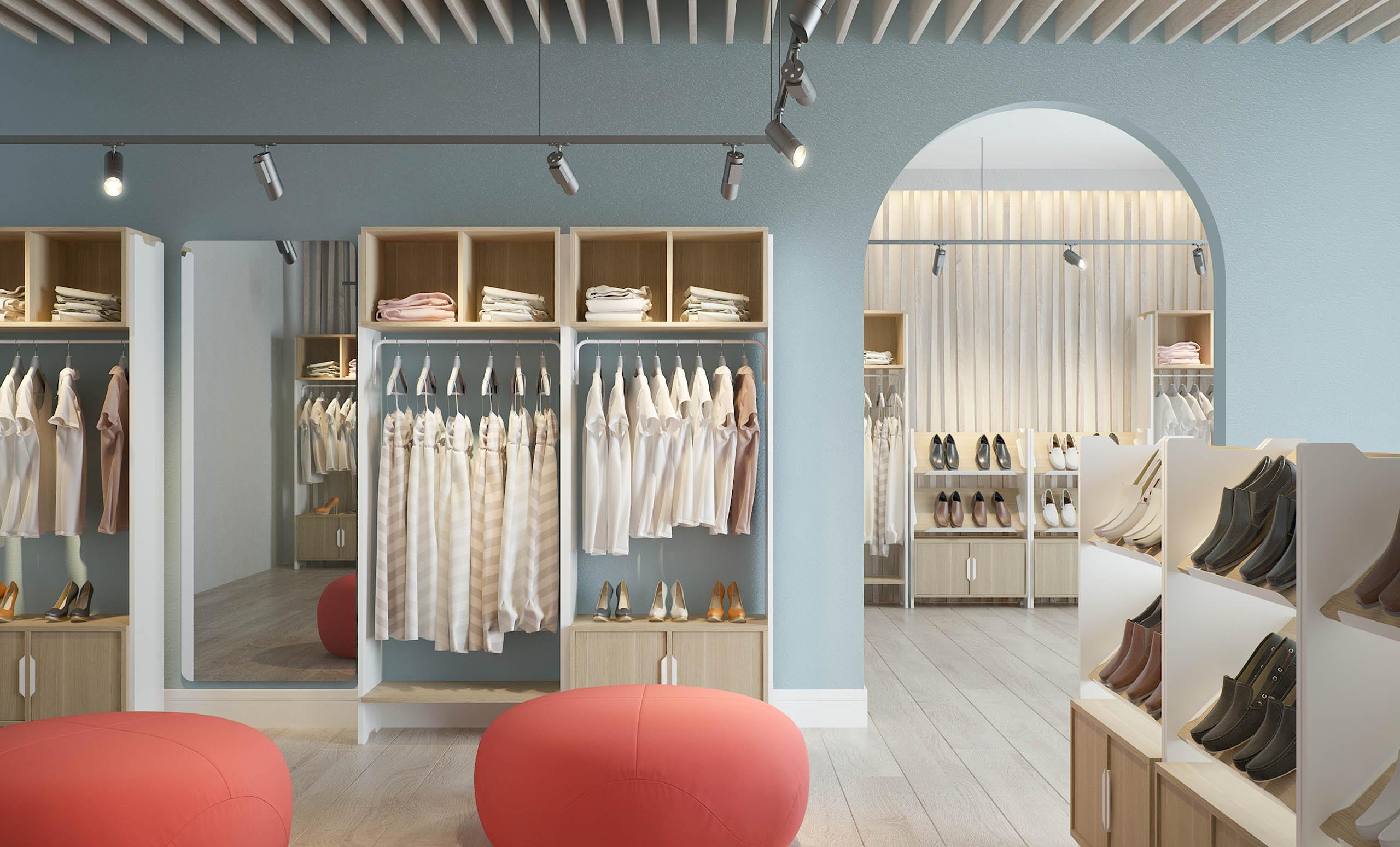 Vintiquatre Colección Tóteem retail almacenaje producto mobiliario diseño
